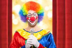 clowning